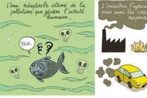 Marine Potet, « Moules en eaux troubles». Peb&FoxUniversité de Lorraine
