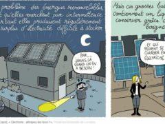 Mathilde Cazot- Electrons, attrapez-les tous
