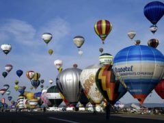 Mondial Air Ballons à Chambley