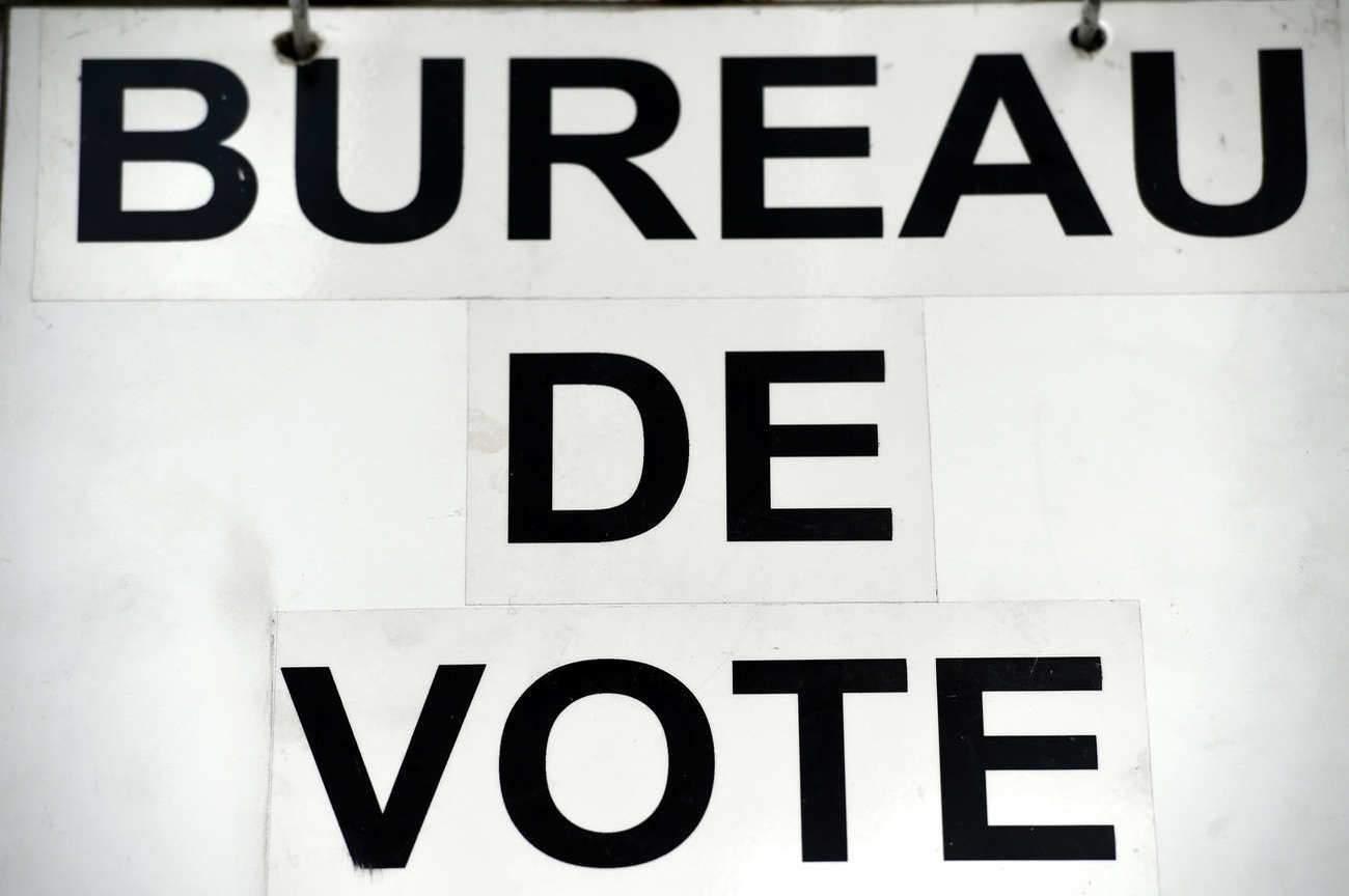 Poids de l'abstention record : quand il n'y a plus le choix