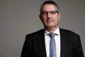 Philippe Capon, secrétaire général UNSA-Police