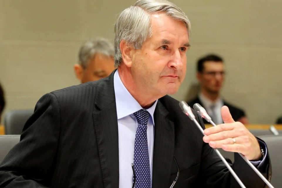Philippe Richert: démission annoncée