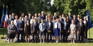 Photo officielle du gouvernement PHilippe II