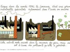 Thibaud Sauvageon Une réhabilitation stupéfiante des sols- Peb-Fox Université de Lorraine