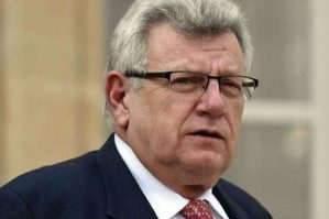 Christian Eckert, ancien secrétaire d'Etat au Budget
