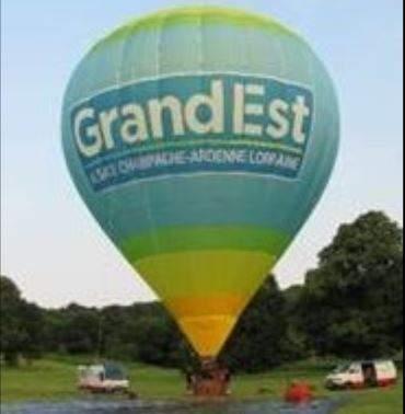 la montgolfière du grand est