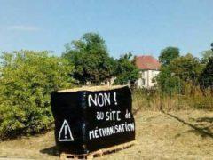 Non à la méthanisation dans le Lunévillois
