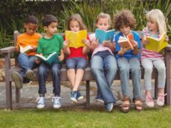 Apprendre à lire n'est pas si facile que cela. Shutterstock