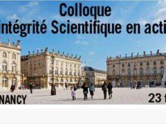 Colloque sur l'Intégrité scientifique