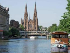 L'église Saint-Paul, à la Neustadt Strasbourg