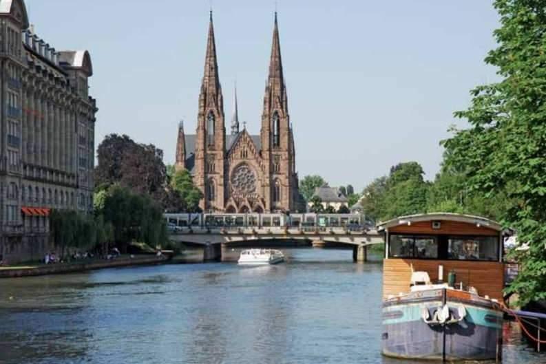Strasbourg : la Neustadt au patrimoine mondial de l'UNESCO