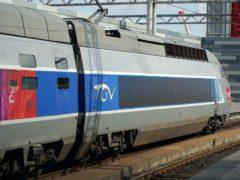Le réseau de ligne à grande vitesse français, sur lequel roule le TGV, est l'un des plus importants au monde (plus de 2 000 kilomètres). Matt Thorpe-Flickr, CC BY-NC-ND