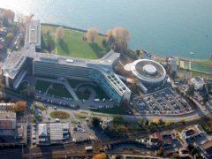 Le siège de Nestlé en Suisse. Nestlé-Visual Hunt, CC BY-NC-ND