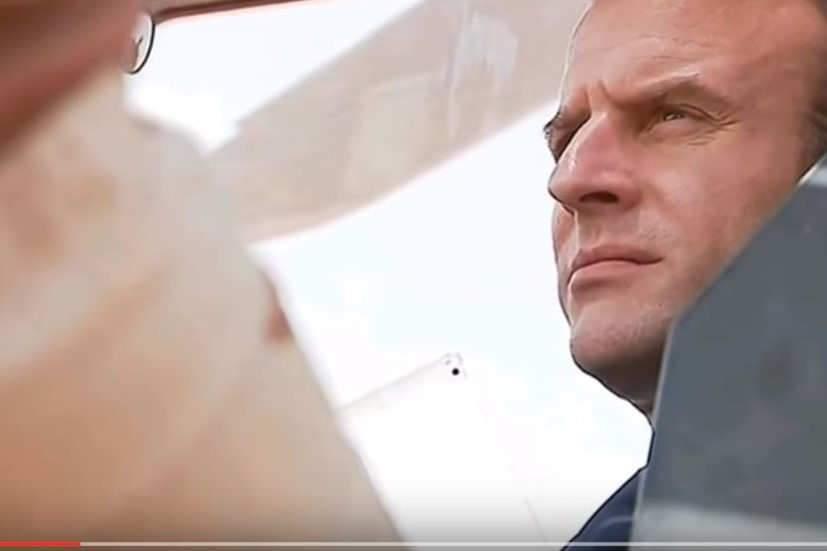 Macron au Mali