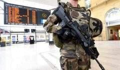 Militaire de l'opération Sentinelle