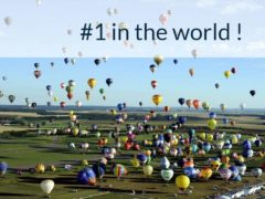 Le Mondial Air Ballons 2017
