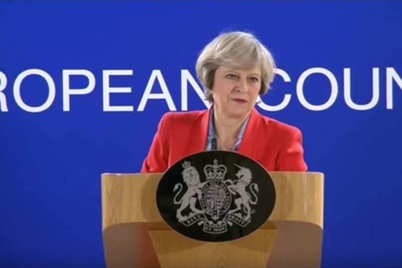 Theresa May (Patriotic Populist)