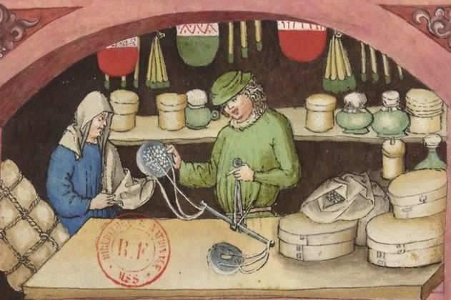 Albucasis, Tacuinum sanitatis, Allemagne (Rhénanie), milieu du XVᵉ siècle. Paris, BnF, Gallica