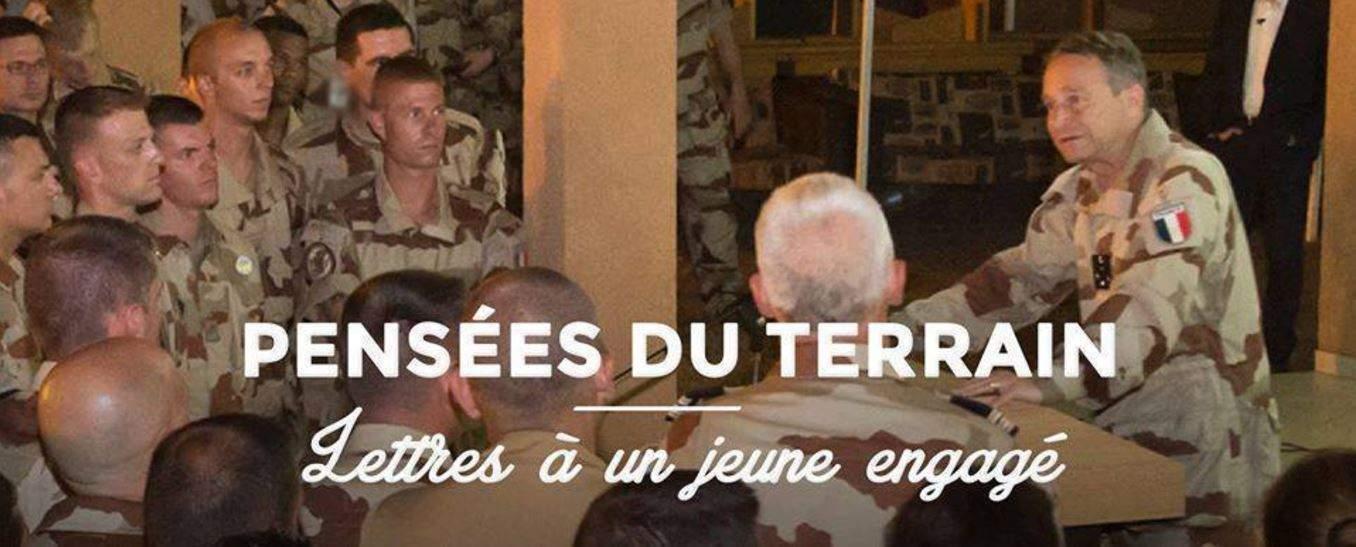 Page facebook du général de Villiers