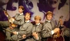 Les Beatles ont favorisé la diffusion de l'anglais dans le monde (Wikimedia.commons)