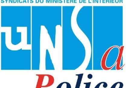 Logo de l'UNSA-Police