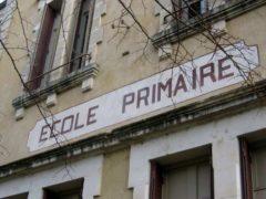 Ecole primaire, La Roche de Glun, France. Allison Meier/Flickr, CC BY-SA