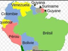 Situation géographique idéale de la Guyane