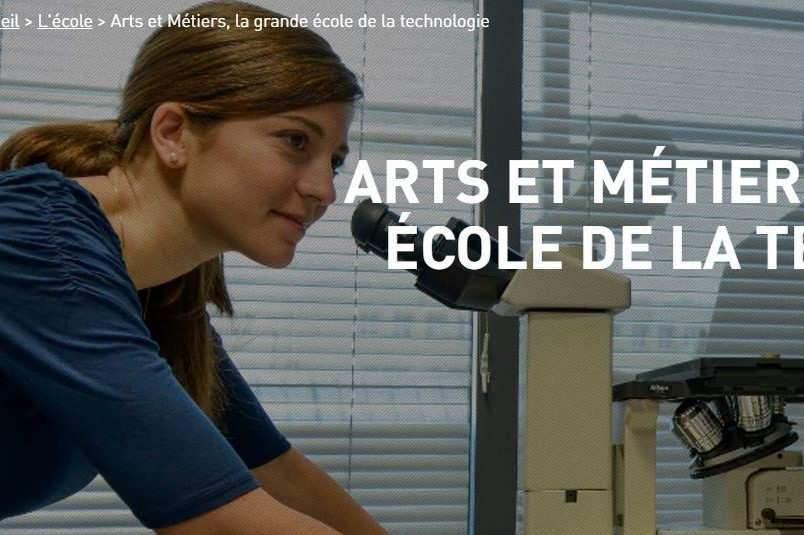 Châlons-en-Champagne: Technologie au féminin