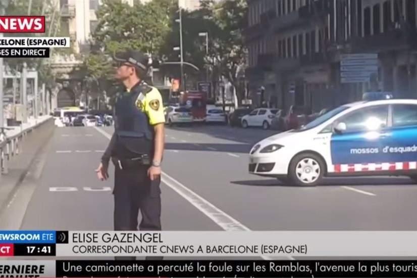 L'Espagne frappée par deux attentats terroristes