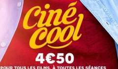 Ciné-cool, beaucoup de films à 4,50 €