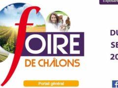 La foire de Châlons, du 1er au 11 septembre 2017