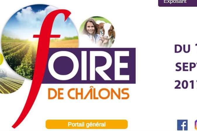 71ème foire de Châlons-en-Champagne