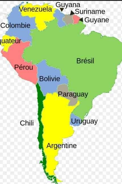 Un département français en Amérique du Sud