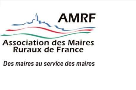 Logo de l'association des maires ruraux de France