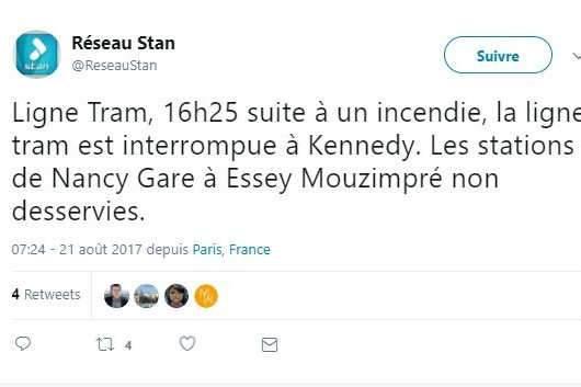 réseau Stan (twitter)