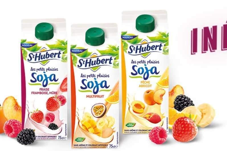 Les produits Saint-Hubert sont bons pour le cœur (capture site Saint-Hubert)