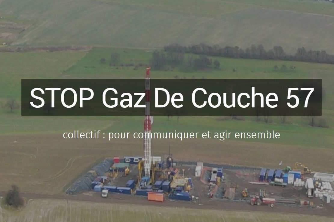 Plusieurs communes de Moselle refusent l'extraction de gaz de houille