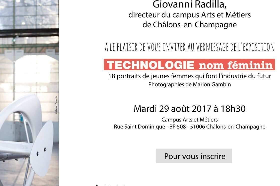 Expo à Châlons-en-Champagne pour promouvoir les métiers techniques auprès des jeunes femmes