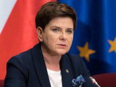 La première ministre de Pologne, Beata Szydlo (ici en 2016). P. Tracz/Wikimedia