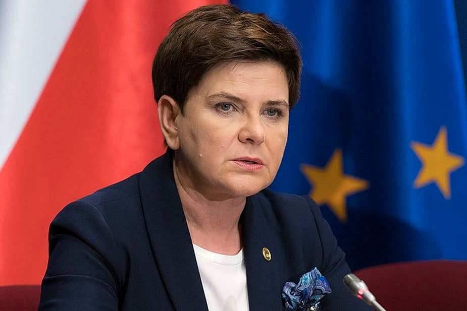 L'Union européenne et la Pologne: legrandécart