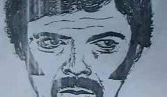 Portrait-robot du suspect diffusé en 1984