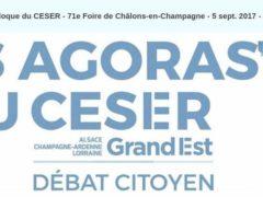 colloque du CESER à la Foire de Châlons-en-Champagne