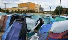 Le camp de Blida, à Metz