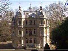 Château de Monte Cristo ayant appartenu à Alexandre Dumas (capture TF1)
