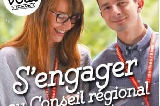 Engagez-vous au Conseil régional des Jeunes du Grand Est