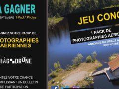 Photos avec drones, fête du Technopole