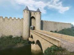 Historia Metensis (Metz) présente l'histoire des fortifications de la ville (vidéo Historia Metensis)