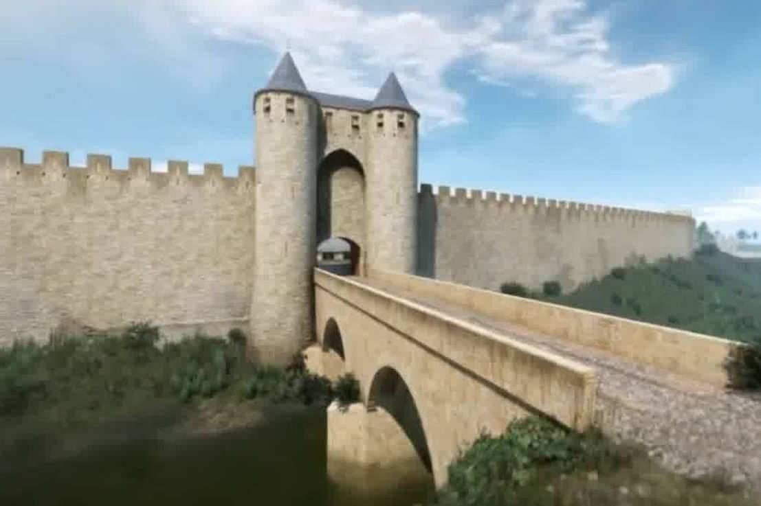 Metz : évolution des fortifications