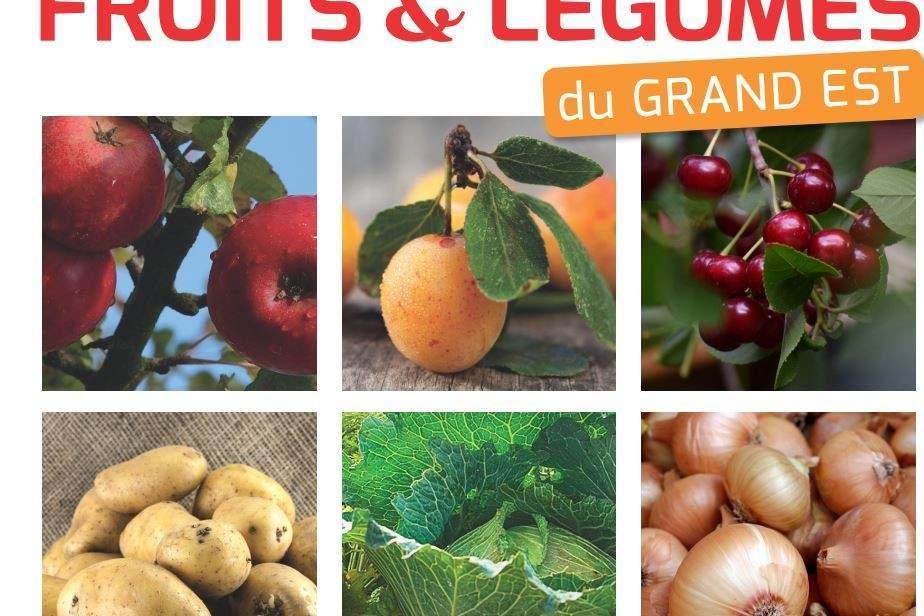 Fruits et légumes du Grand Estsous contrat