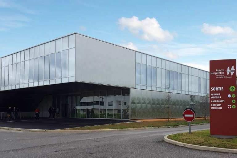 Saint-Dizier: nouveaux locaux de l'Institut de Formation en Soins Infirmiers